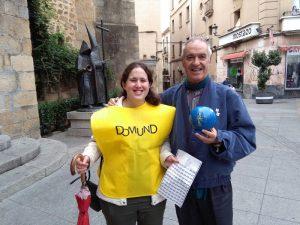 DOMUND 2017-Vigilia de la Luz-Con Pedro Jesús