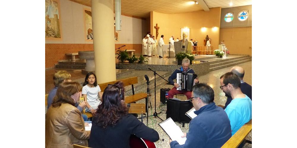 25Aniversario Albacete Coro Eucaristia