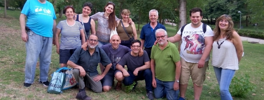 Campamento Urbano Alborada 2019